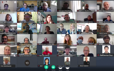 Second CURSOR virtual GA meeting reveals great cooperation & nice results
