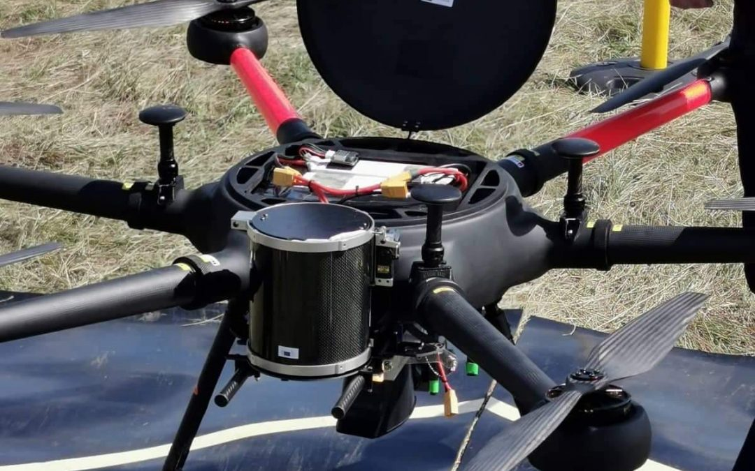 Lab Test°5 successfully demonstrated how the CURSOR drone fleet can assist Search and Rescue Operations